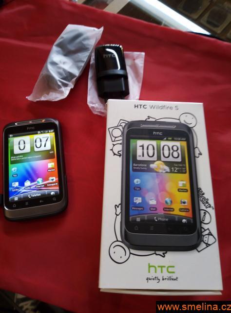 HTC Wildfire NOVÝ