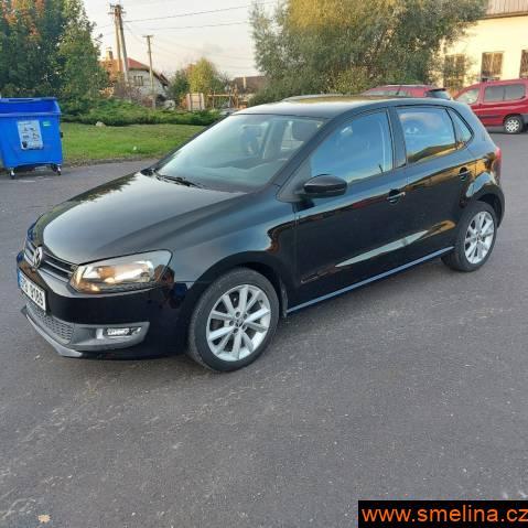 Volkswagen POLO 1 , 2 koupeno v ČR