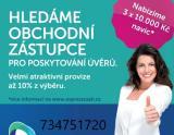 Obchodní zástupce Vyškov , Bučovice Slavkov u Brn