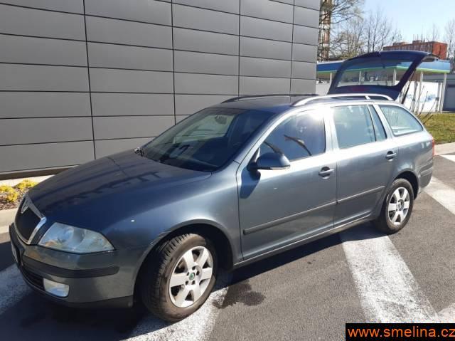 Škoda Octavia 1.9 TDi , 77kw , DSG , r.v. 2006 ,