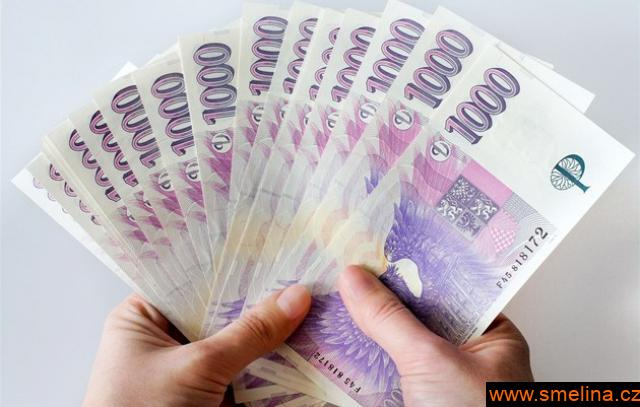 Rychlá půjčka až 30.000 Kč