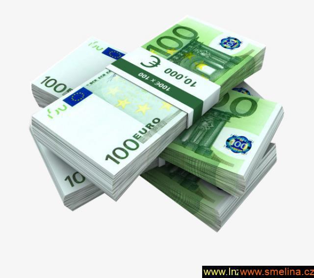 Půjčka a financování.