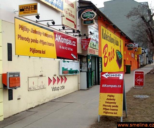 AKompas Brno - PPL Parcel Shop - ParcelShop