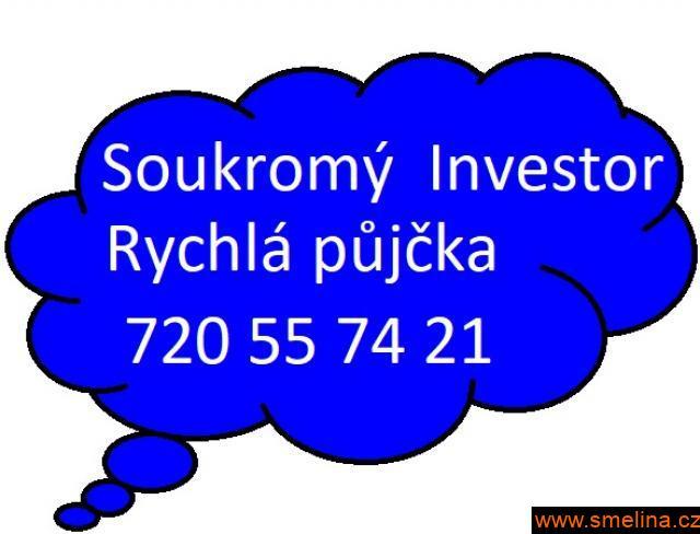 přímý Investor - 720 55 74 21