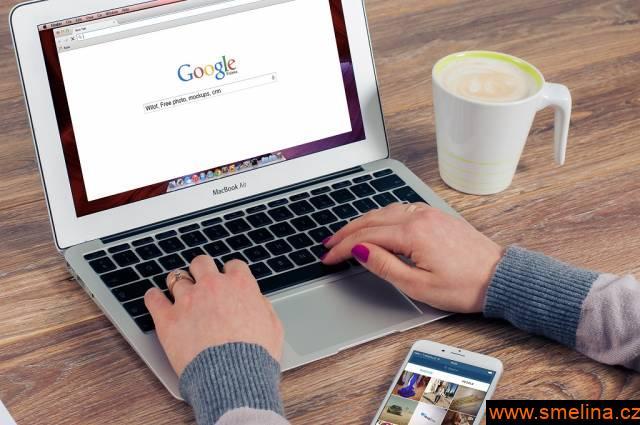 Reklama na Seznamu a Google