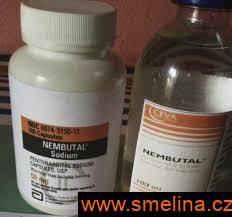 Pentobarbital Nembutal sodný na prodej.