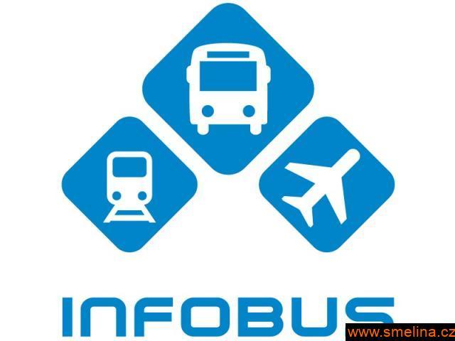 INFOBUS - služba pro vyhledávání a nákup jízdene