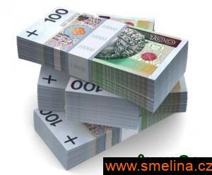 půjčky od 50 000 do 95 000 000 kc